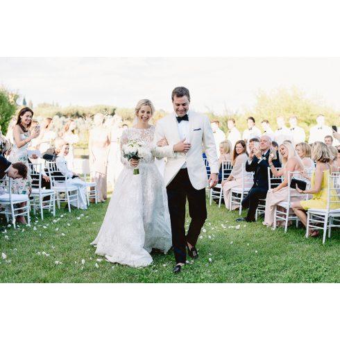Wedding CHIAVARI -TIFFANY-PLASTIC