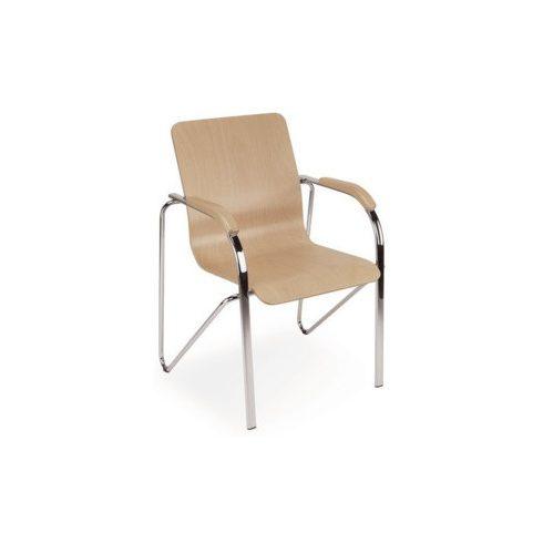 SAMBA króm konferencia szék