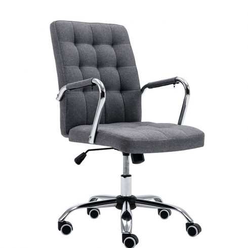 Irodai szék,szürke, MORGEN